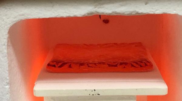 電気炉炉内フルフューズ800℃